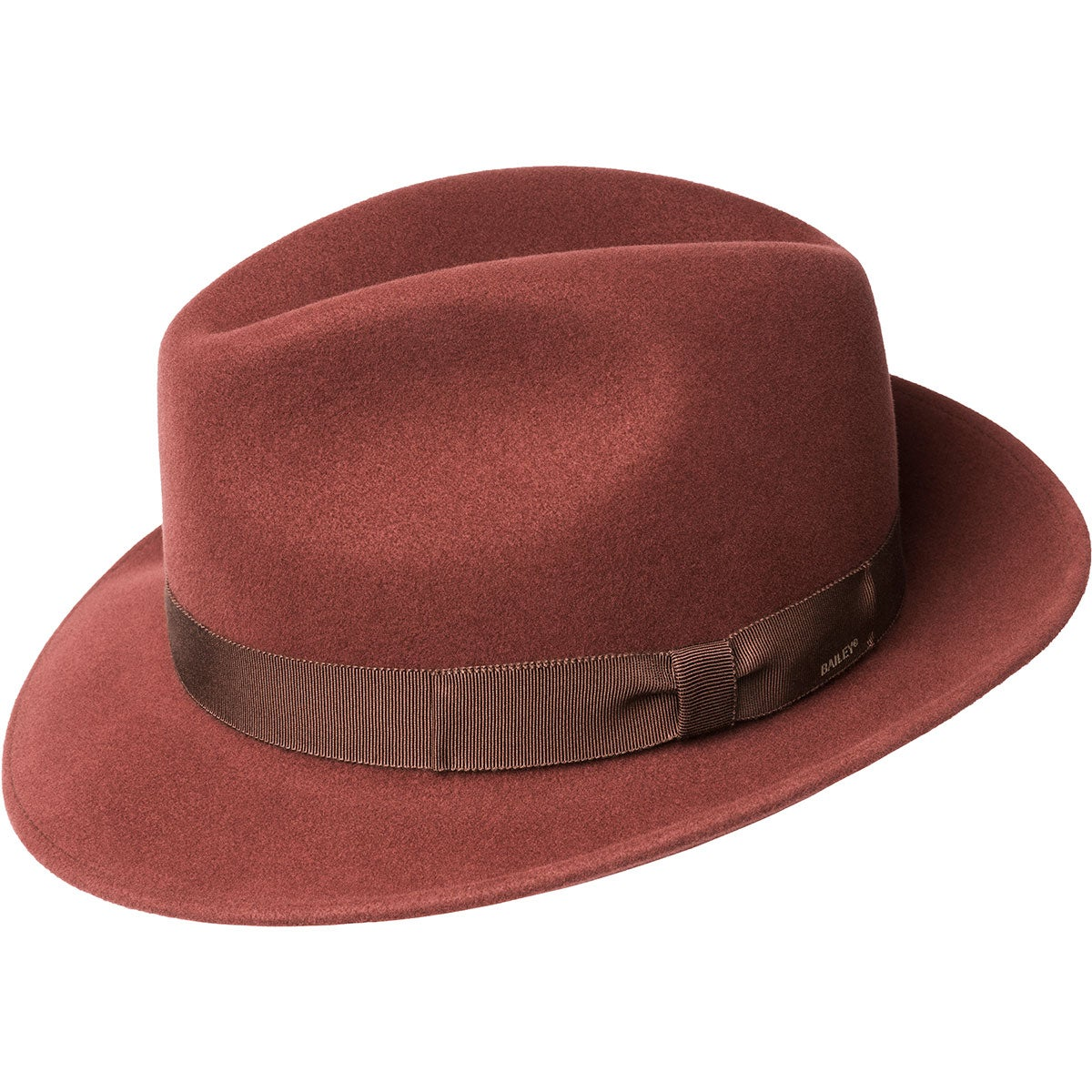 Bailey of Hollywood Winters Fedora in Henna