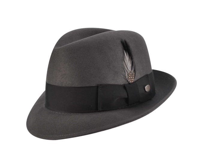 1c628a8f Bailey of Hollywood New Yorker Fedora