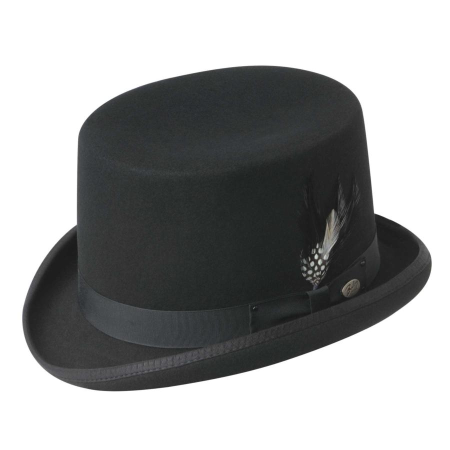 Victorian Men's Hats- Top Hats, Bowler, Gambler Ice Top Hat $110.00 AT vintagedancer.com