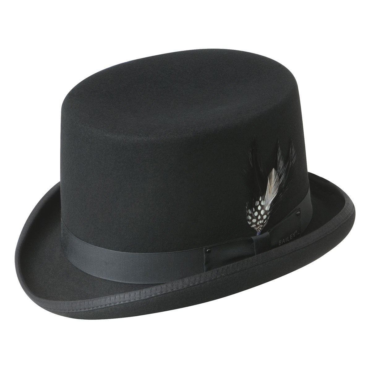 Bailey of Hollywood Ice Top Hat in Black