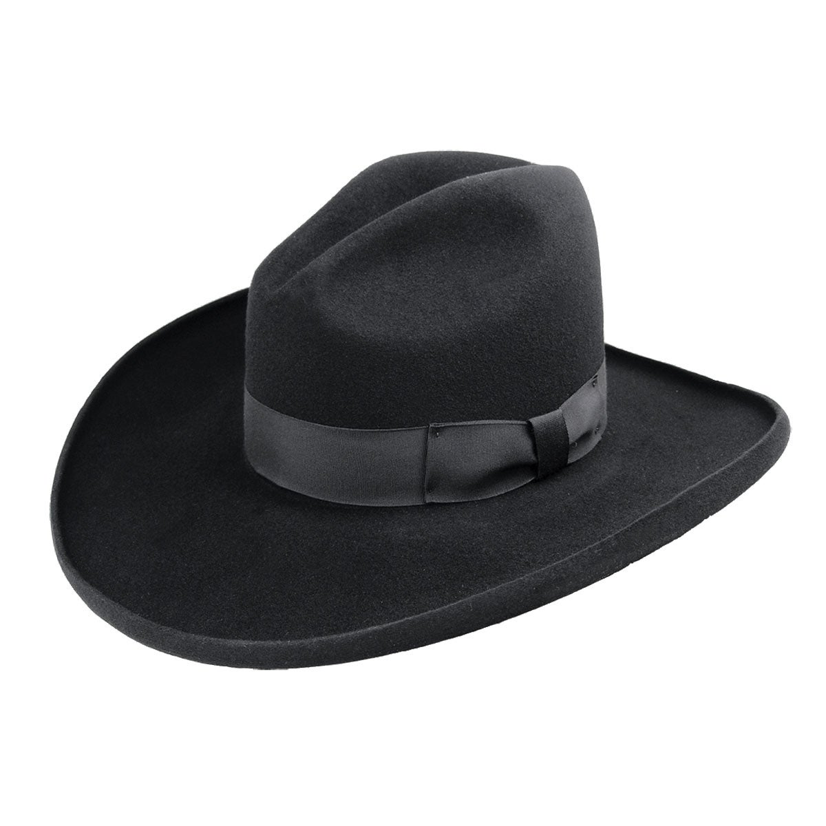 Bailey Western Clayton Western Hat in Black
