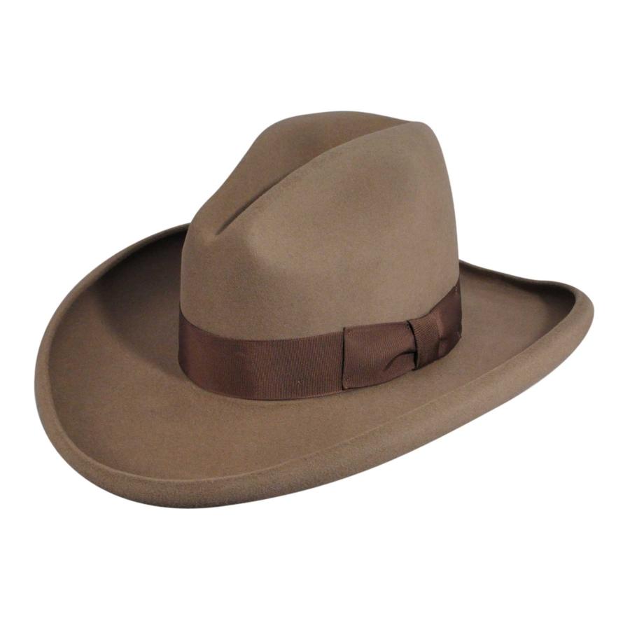 Bailey Western Clayton Western Hat in Pecan