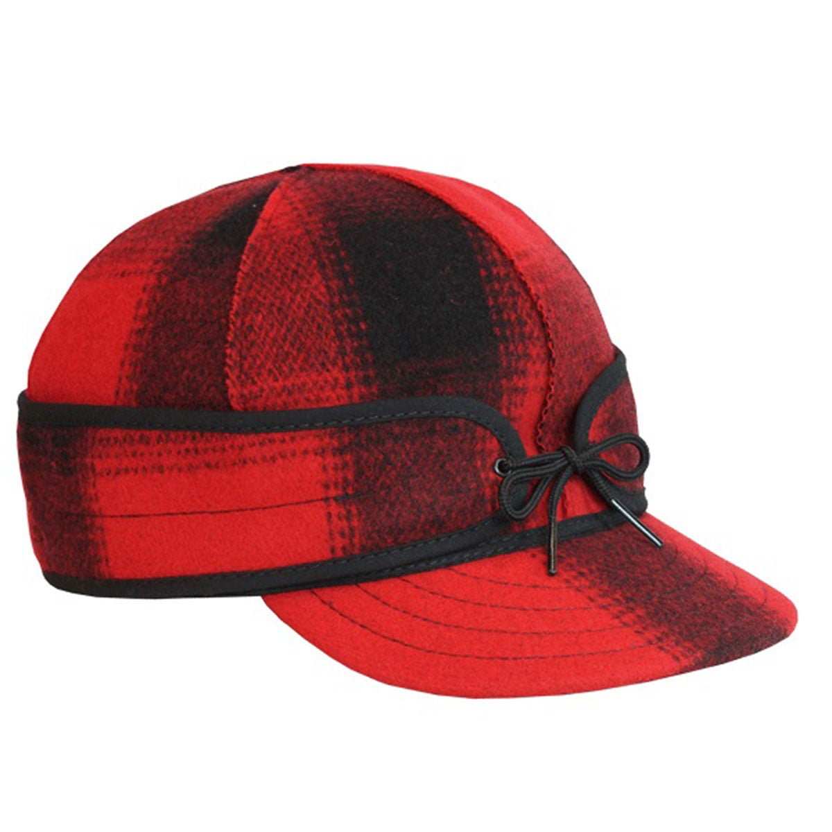 Men's Vintage Workwear – 1920s, 1930s, 1940s, 1950s Mackinaw Cap $49.99 AT vintagedancer.com