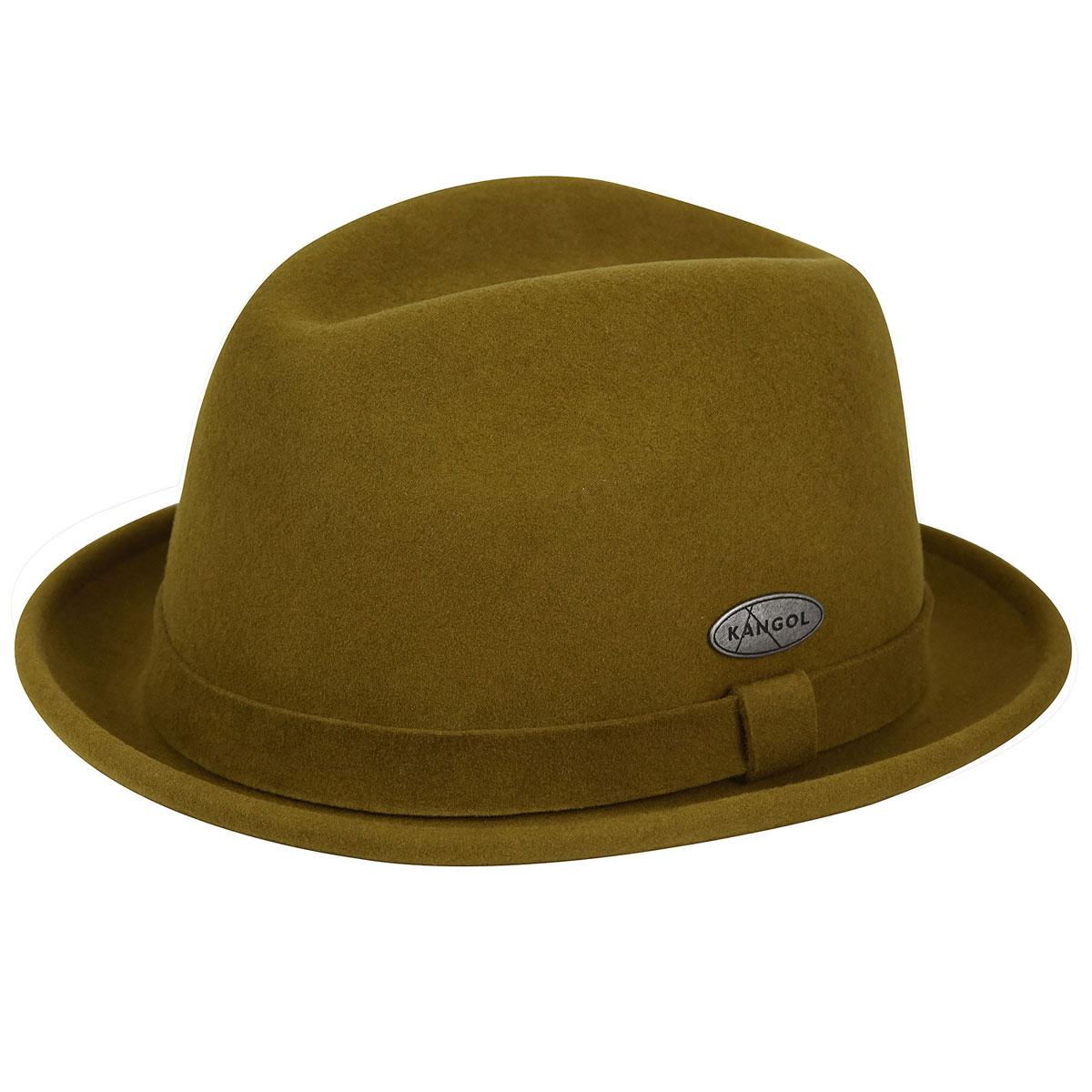 1960s – 70s Style Men's Hats LiteFeltPlayer $110.00 AT vintagedancer.com