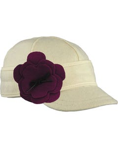 Petal Pusher Cap w/3 Petals