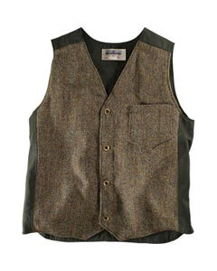 Harris Tweed Uptown Vest