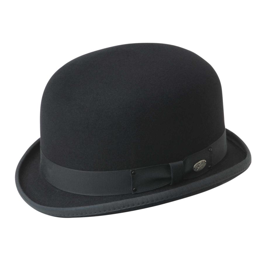 New Edwardian Style Men's Hats 1900-1920 English Derby Hat $225.00 AT vintagedancer.com