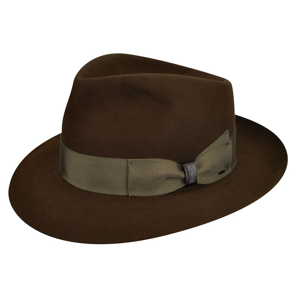 1930s Mens Hat Fashion Nobis Fedora $350.00 AT vintagedancer.com