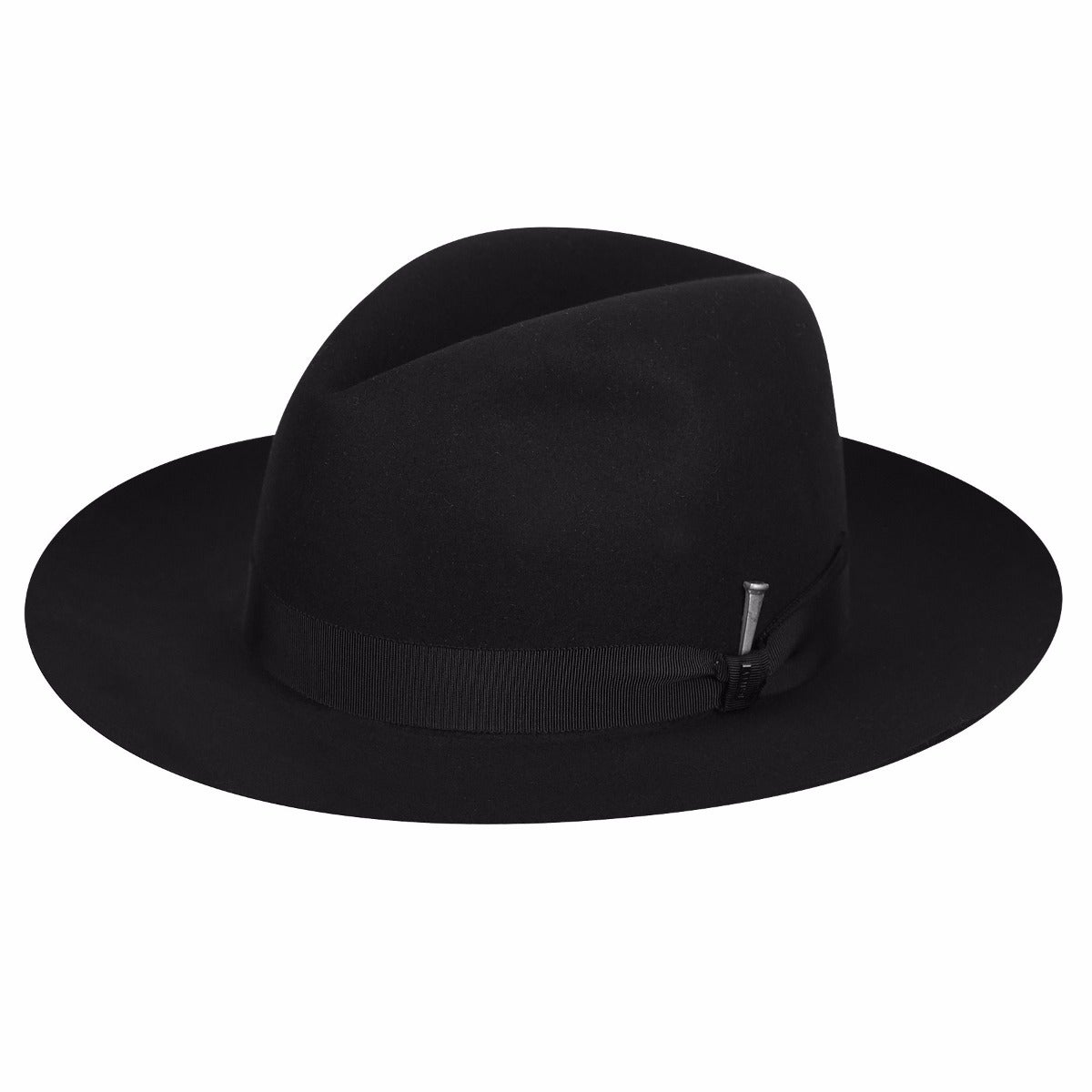 1960s – 70s Style Men's Hats Ralat Fedora $368.00 AT vintagedancer.com