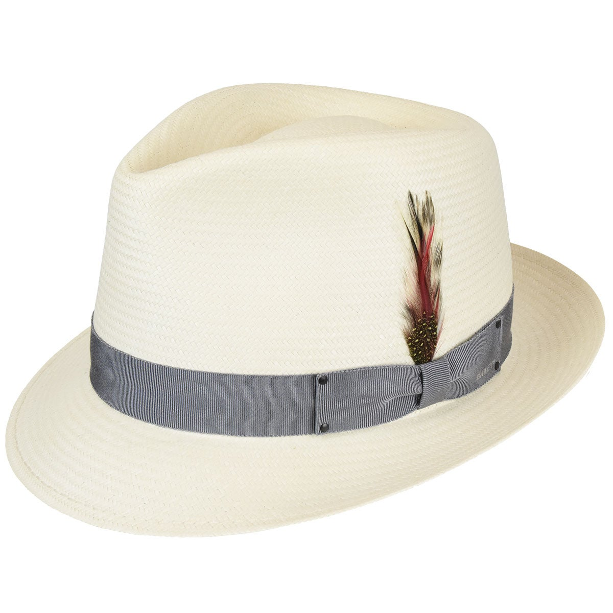 1960s – 70s Style Men's Hats Guthrie LitestrawFedora $130.00 AT vintagedancer.com