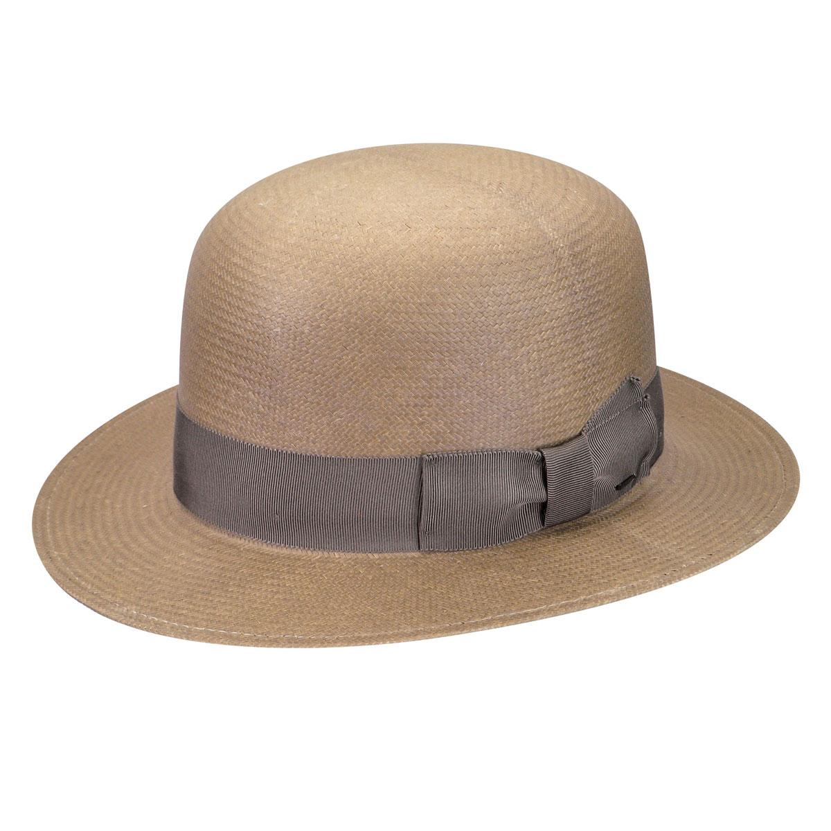Victorian Men's Hats- Top Hats, Bowler, Gambler Jarvis Derby $118.00 AT vintagedancer.com