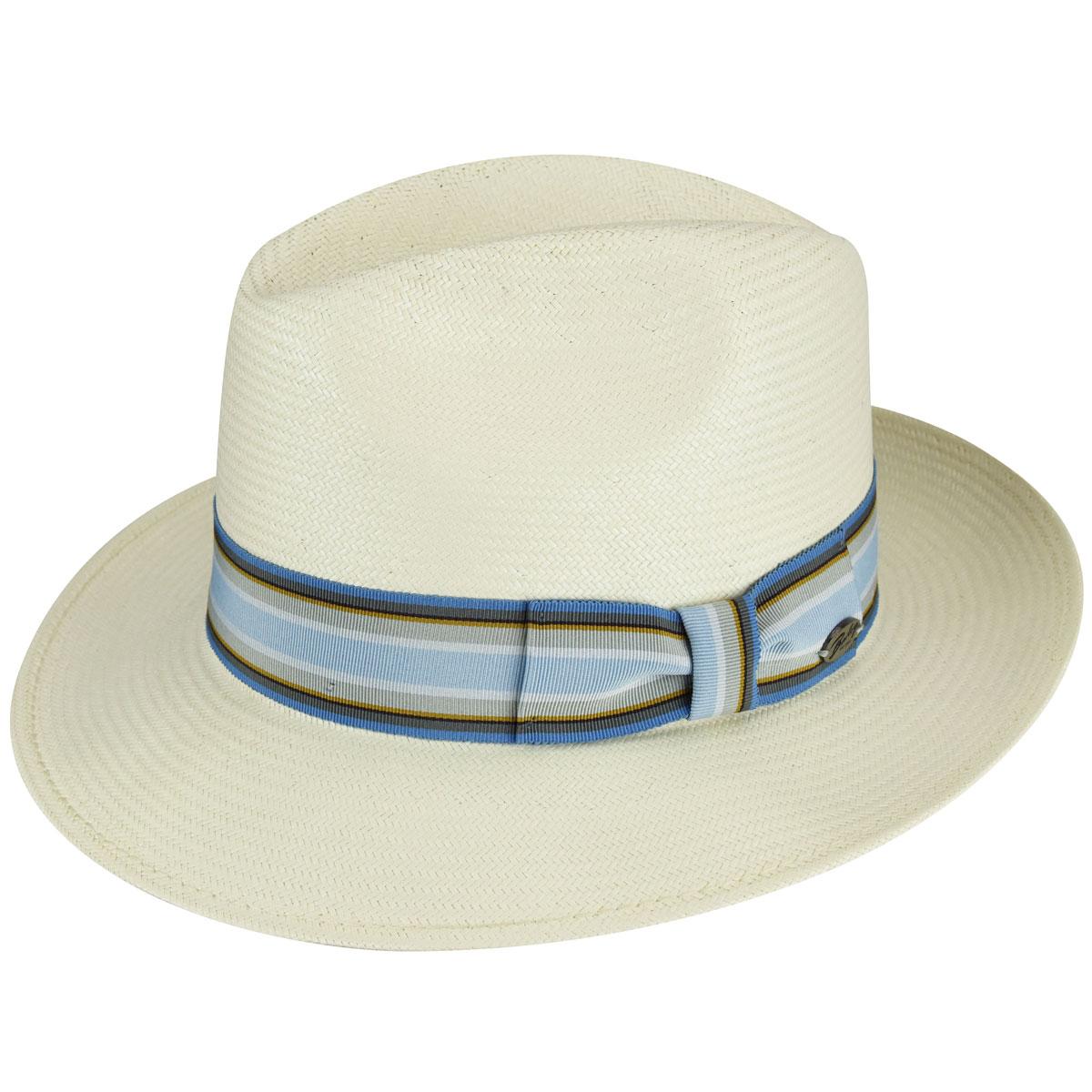 1920s Mens Hats & Caps | Gatsby, Peaky Blinders, Gangster Creel LitestrawFedora $101.25 AT vintagedancer.com