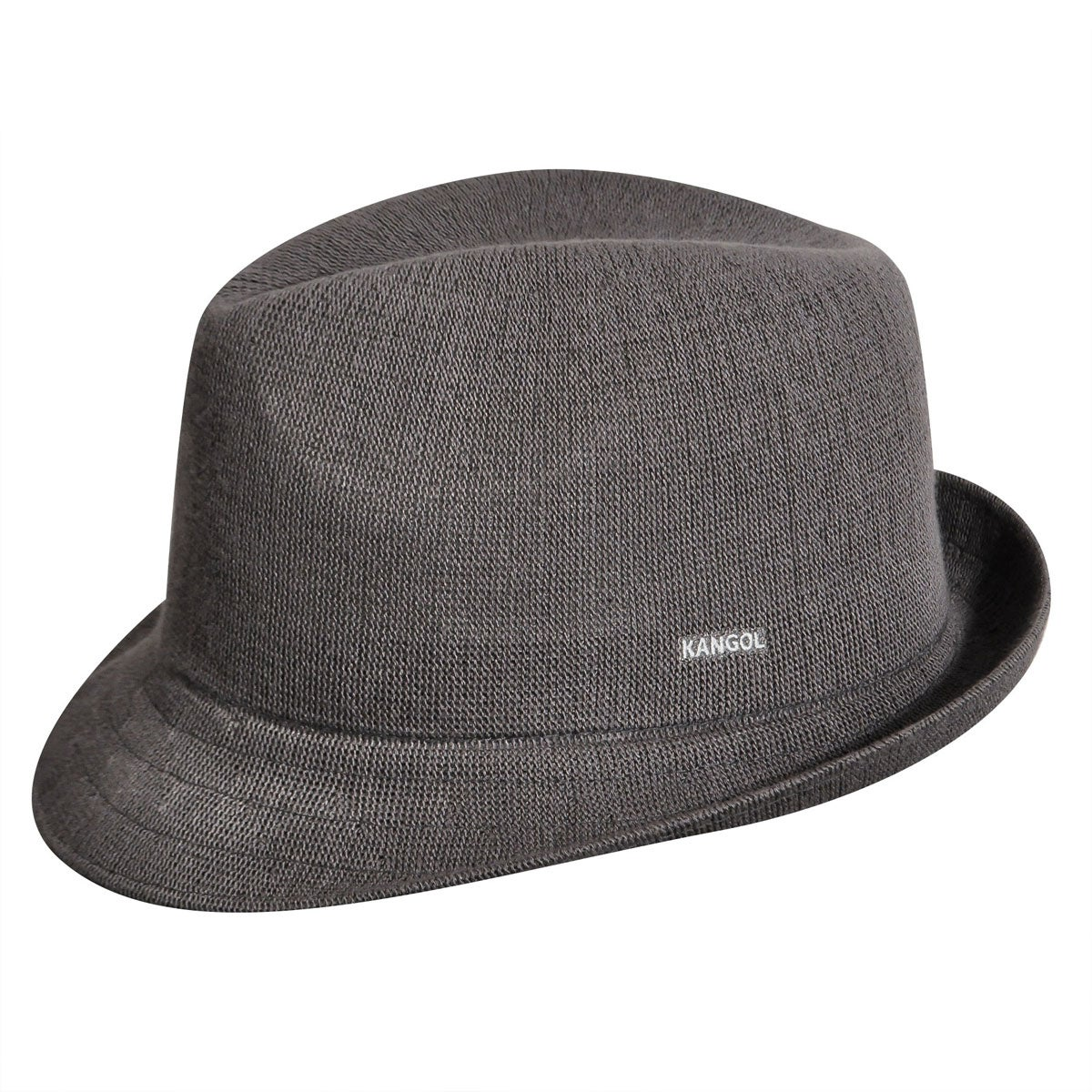 Bamboo Arnold Trilby - Charcoal/XL