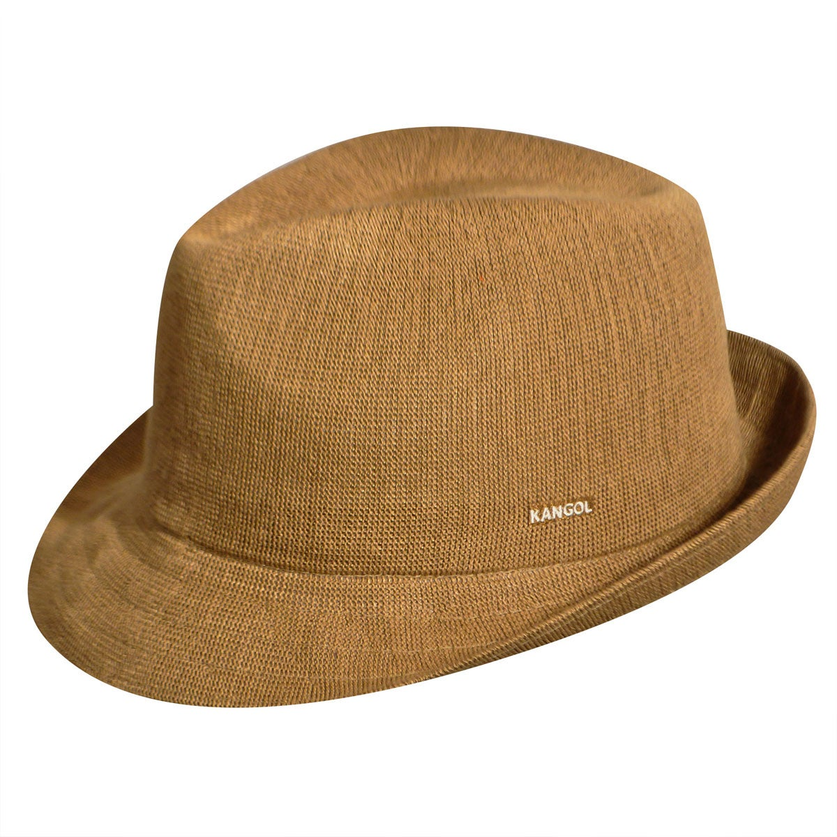 1960s – 70s Style Men's Hats Bamboo Arnold Trilby $45.00 AT vintagedancer.com