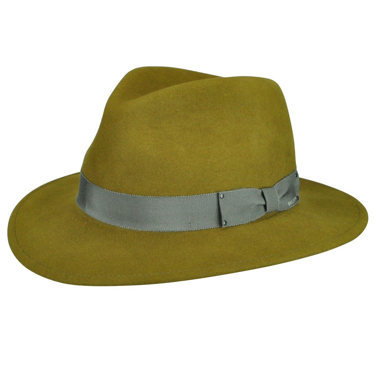 Rockabilly Men's Clothing Curtis Litefelt reg Fedora $85.00 AT vintagedancer.com