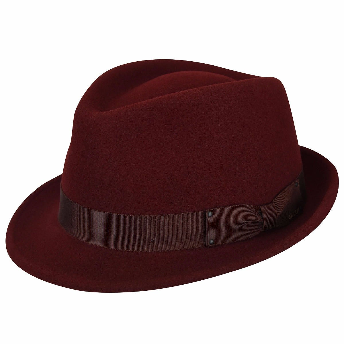 1960s – 70s Style Men's Hats Wynn LiteFelt Fedora $98.00 AT vintagedancer.com