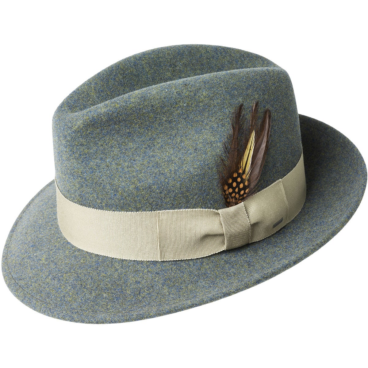 1920s Mens Hats & Caps | Gatsby, Peaky Blinders, Gangster Blixen Limited Edition Fedora $98.00 AT vintagedancer.com