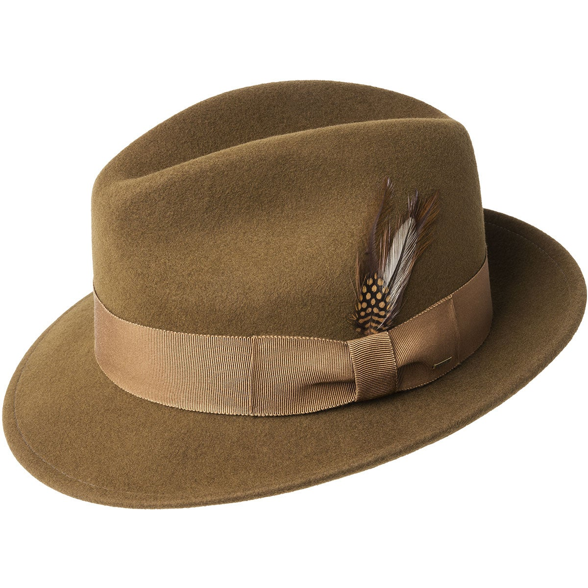 Bailey of Hollywood Blixen Limited Edition Fedora in Tobacco