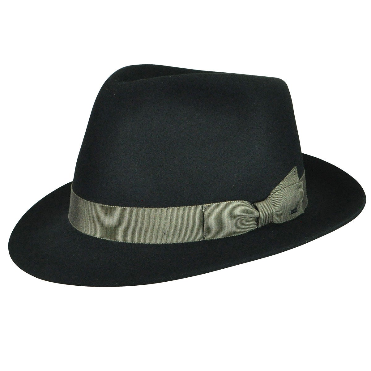 Rockabilly Men's Clothing Bertram LiteFelt reg Fedora $100.00 AT vintagedancer.com