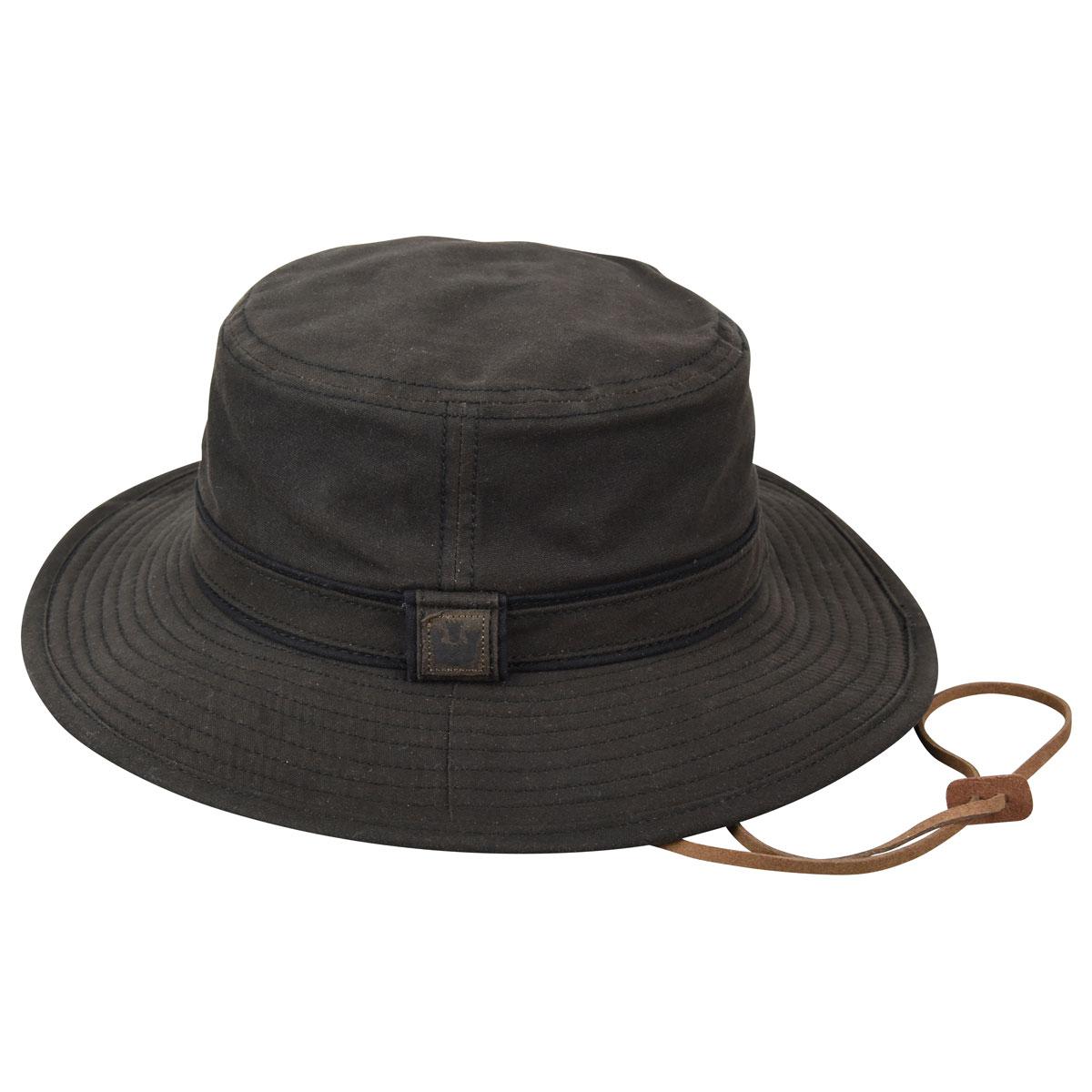 Goorin Bros. Wide Creek Bucket Hat in Brown