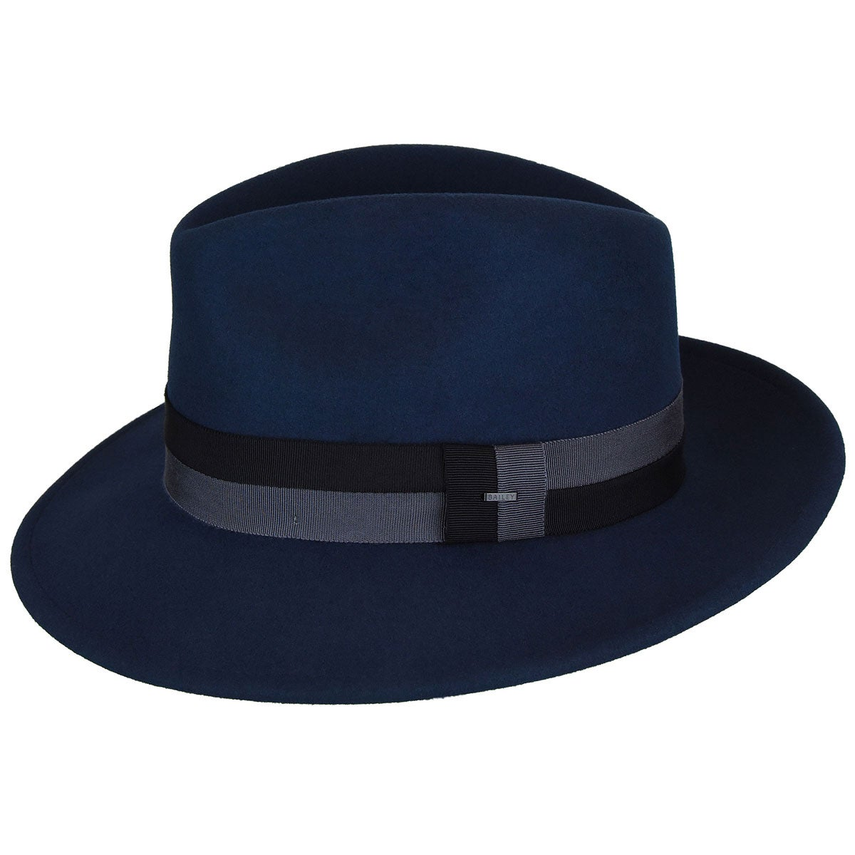 Bailey of Hollywood Bidwell Fedora in Eclipse