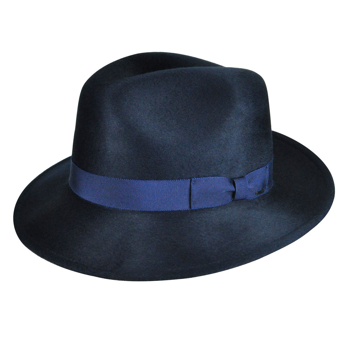 Bailey of Hollywood Criss Fedora in Navy