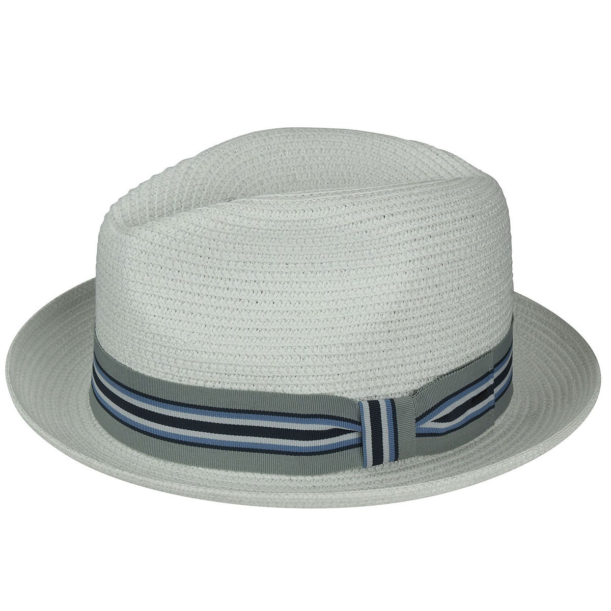 1950s Mens Hats | 50s Vintage Men's Hats Salem Braided Fedora $66.00 AT vintagedancer.com
