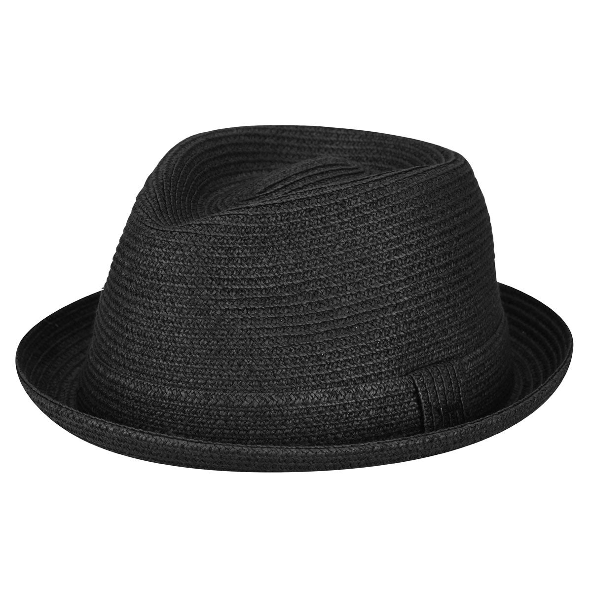 Bailey of Hollywood Billy Braided Trilby in Black