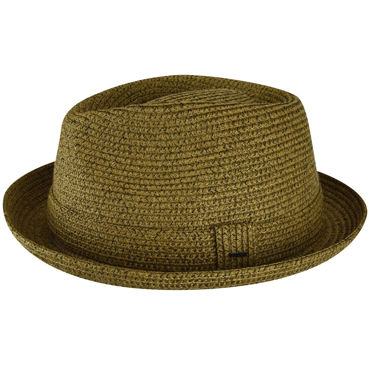 1960s – 70s Style Men's Hats Billy Braided Trilby $49.50 AT vintagedancer.com