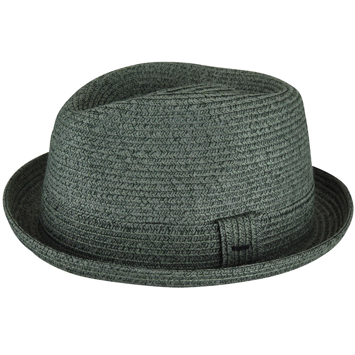 Bailey of Hollywood Billy Braided Trilby in Vetiver