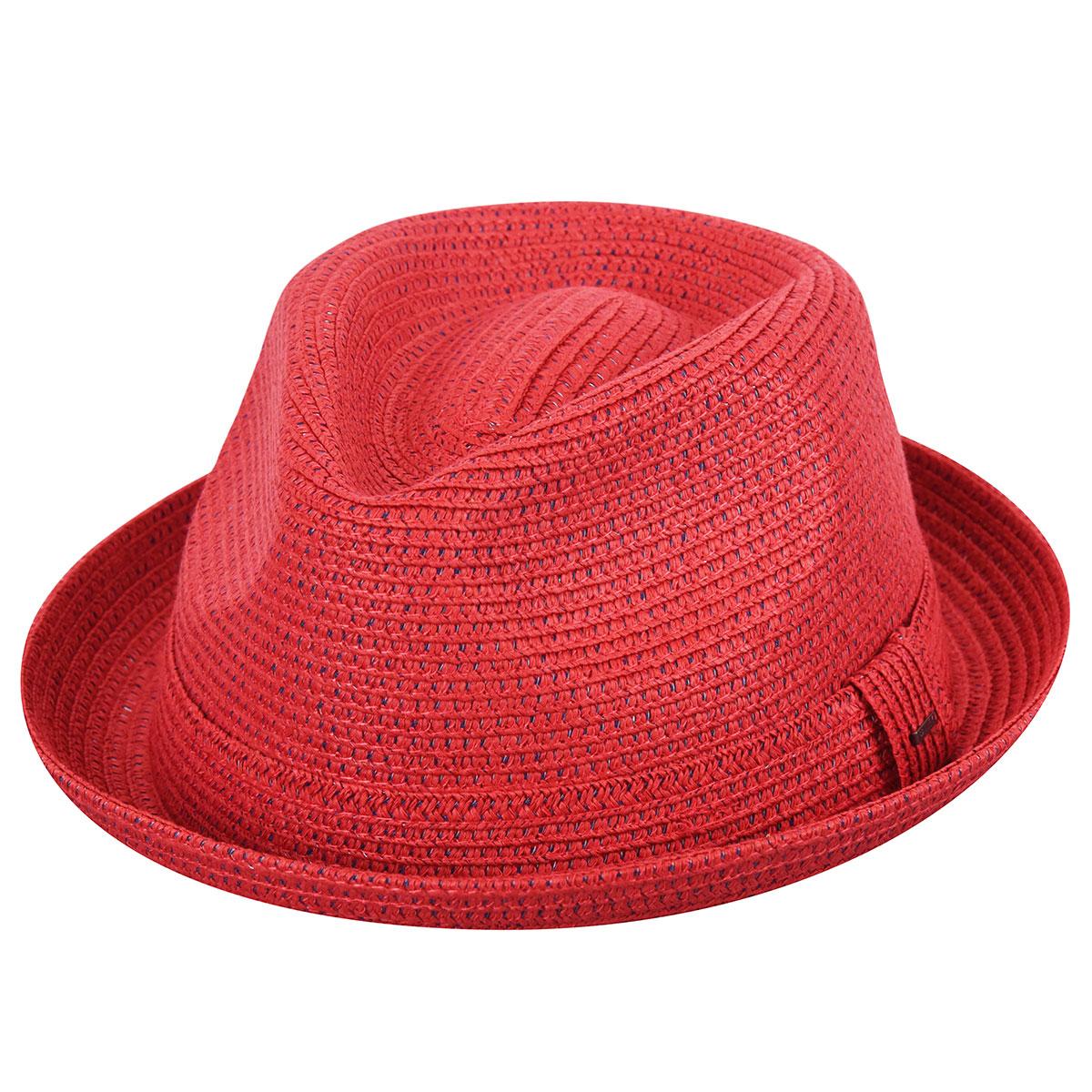 Men's Vintage Style Hats, Retro Hats Billy Braided Trilby $49.50 AT vintagedancer.com