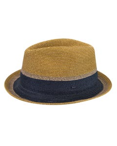 Grimet Braided Fedora