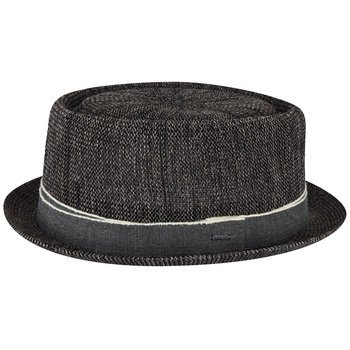 1960s – 70s Style Men's Hats Runkle Straw Pork Pie $48.00 AT vintagedancer.com