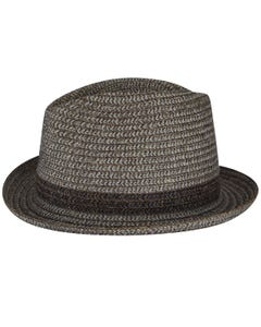 Truro Braided Fedora