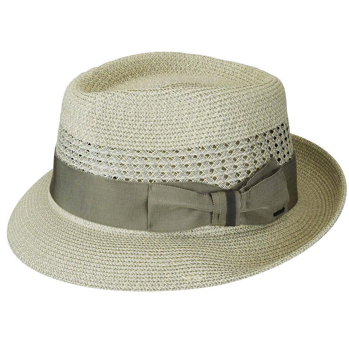 96f747fd 1950s Mens Hats | 50s Vintage Men's Hats Wilshire Braided Fedora $70.00 AT  vintagedancer.com