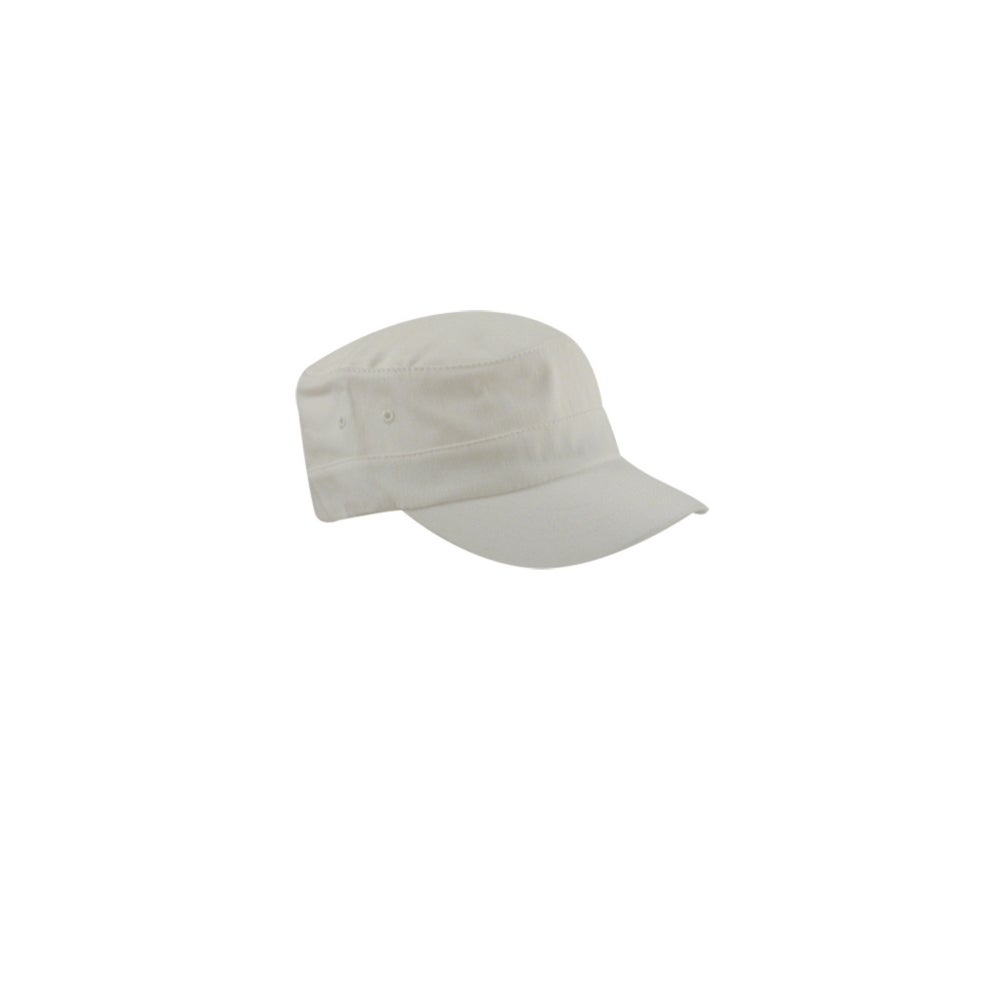 e70c43470ec Kangol White Cotton Twill Flexfit Army Cap 9720BC S m