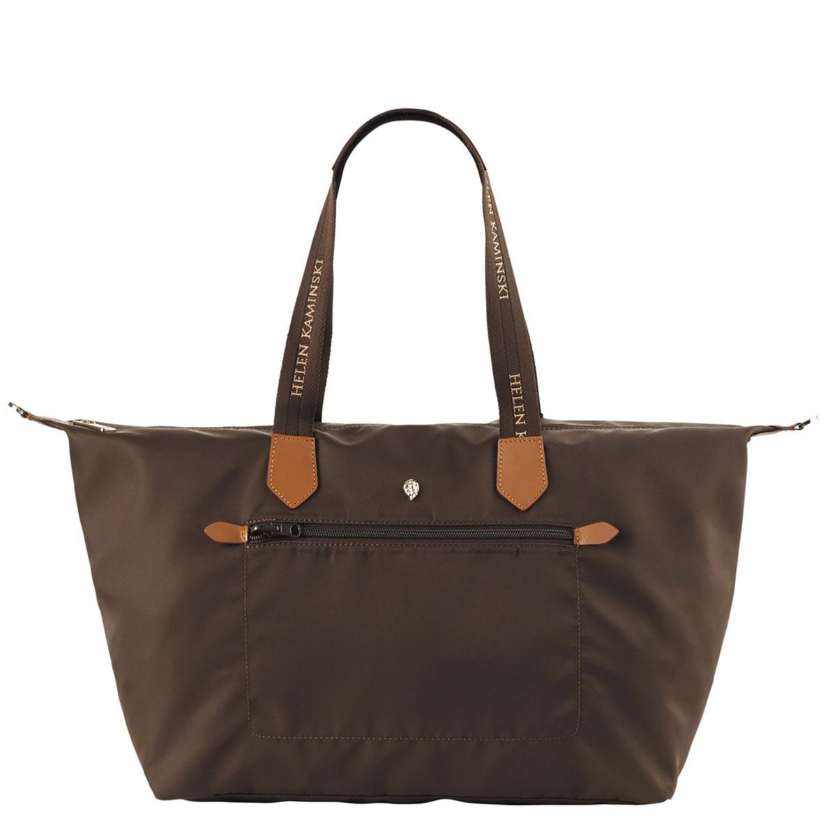 Helen Kaminski Alcie Travel Bag in Carob