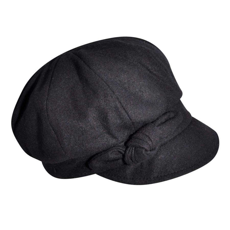 Betmar Adele Cap in Black