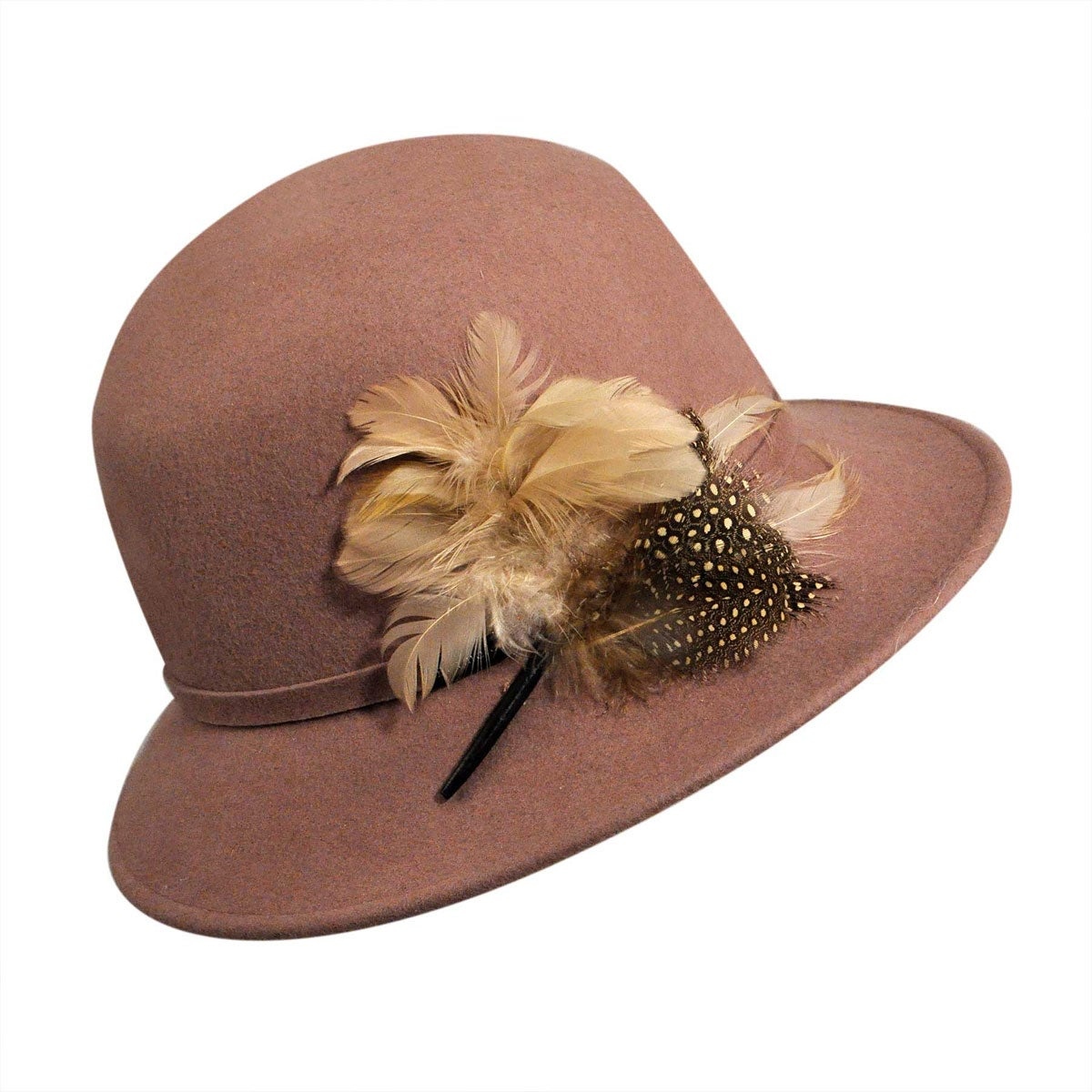 Women's Vintage Hats | Old Fashioned Hats | Retro Hats Keely Cloche $70.00 AT vintagedancer.com