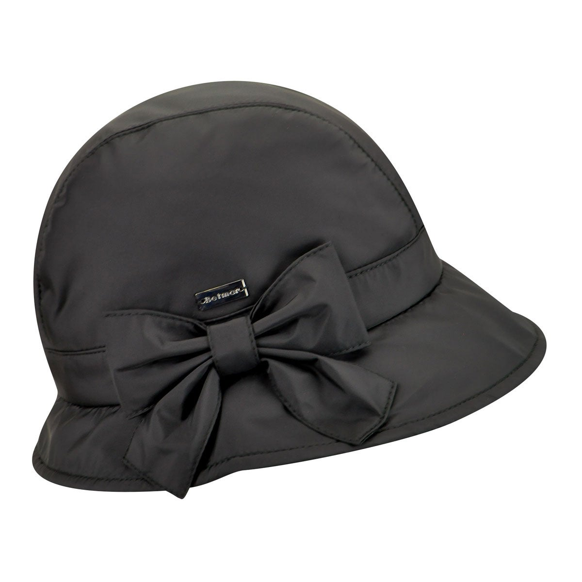 1920s Hat Styles for Women- History Beyond the Cloche Hat Maggie Nylon Cloche $35.00 AT vintagedancer.com