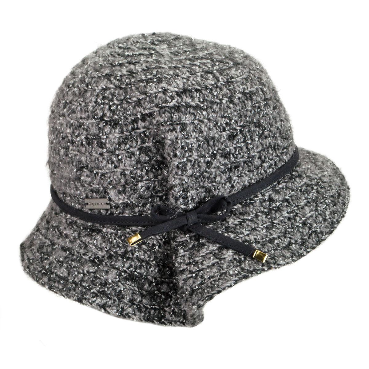 Retro Vintage Style Hats Ashley Braided Cloche $50.00 AT vintagedancer.com