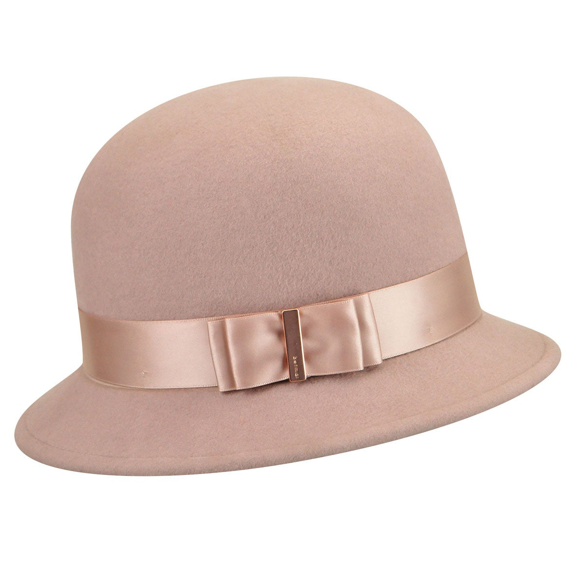1920s Accessories Mary LiteFeltreg Cloche $90.00 AT vintagedancer.com