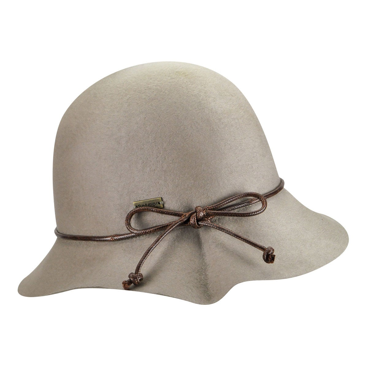 1920s Hat Styles for Women- History Beyond the Cloche Hat Evelyn LiteFeltreg Cloche $85.00 AT vintagedancer.com