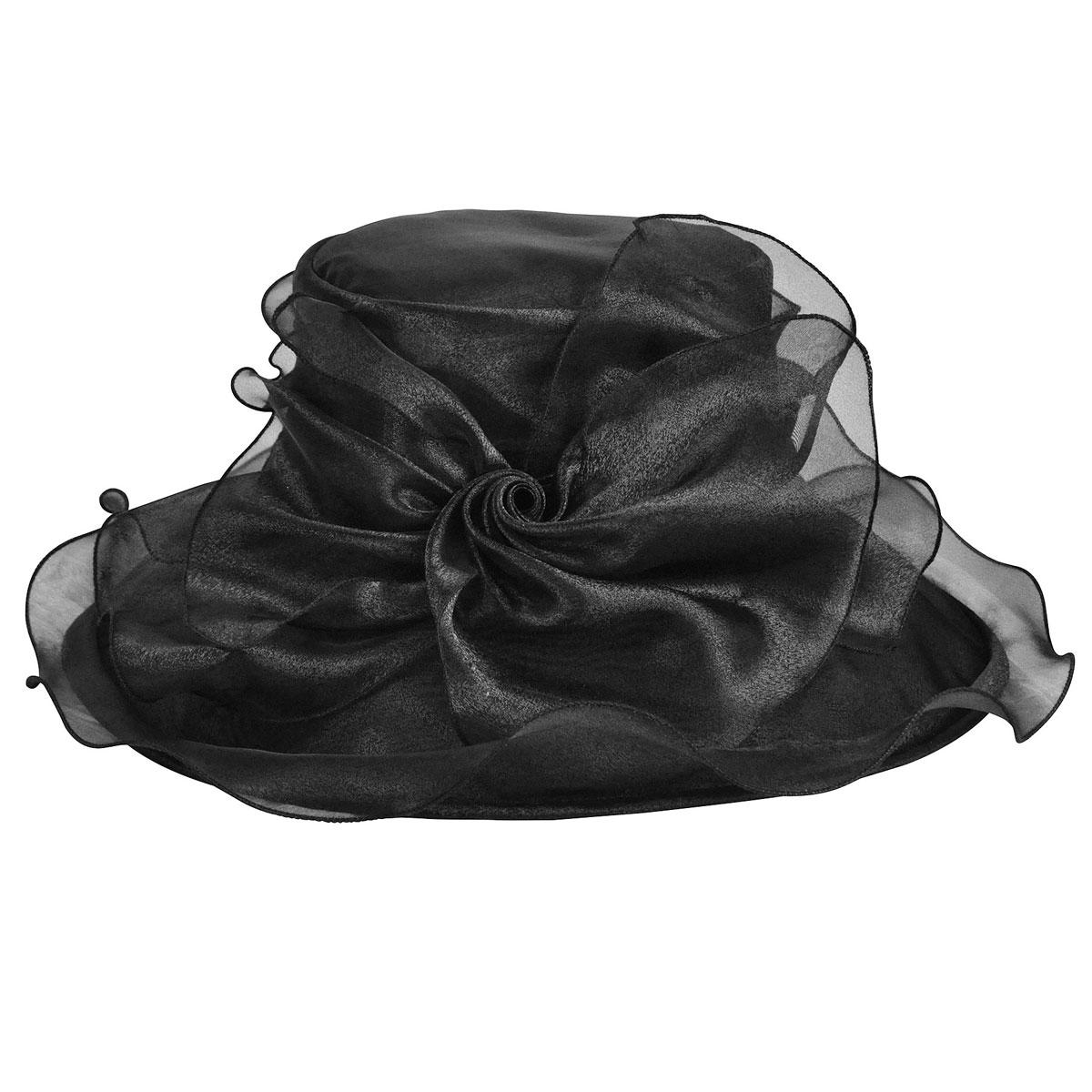 Betmar Mavis Hat in Black