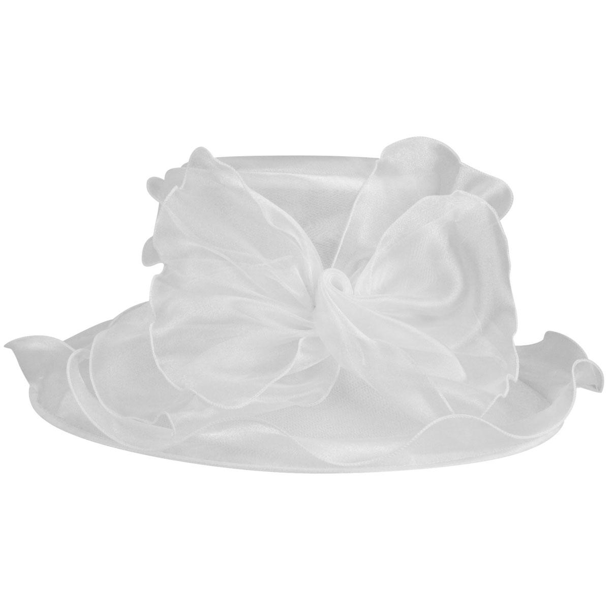 Betmar Mavis Hat in White