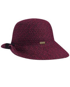 Clancy Braided Wide Brim Hat