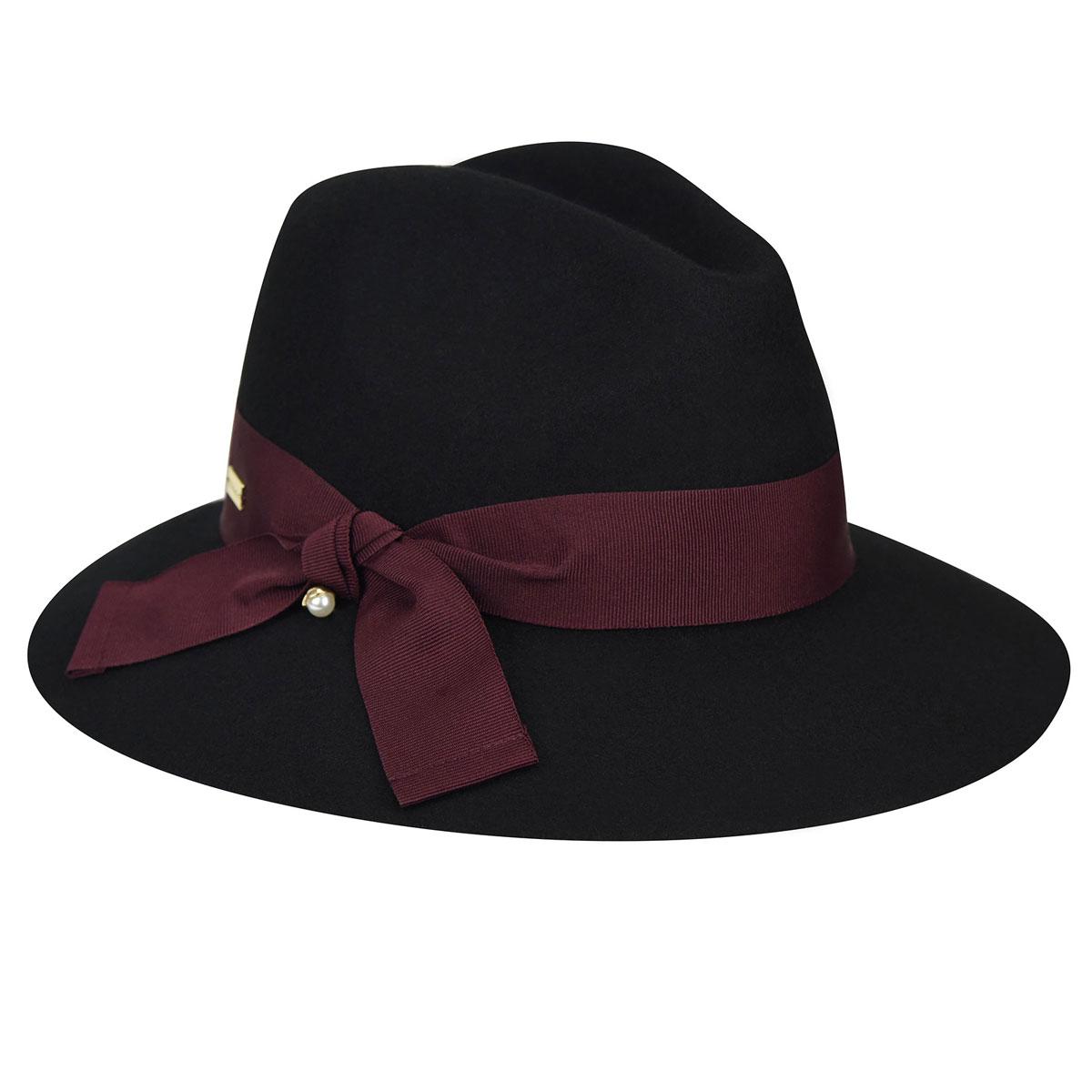 Women's Vintage Hats | Old Fashioned Hats | Retro Hats Bardot $66.00 AT vintagedancer.com