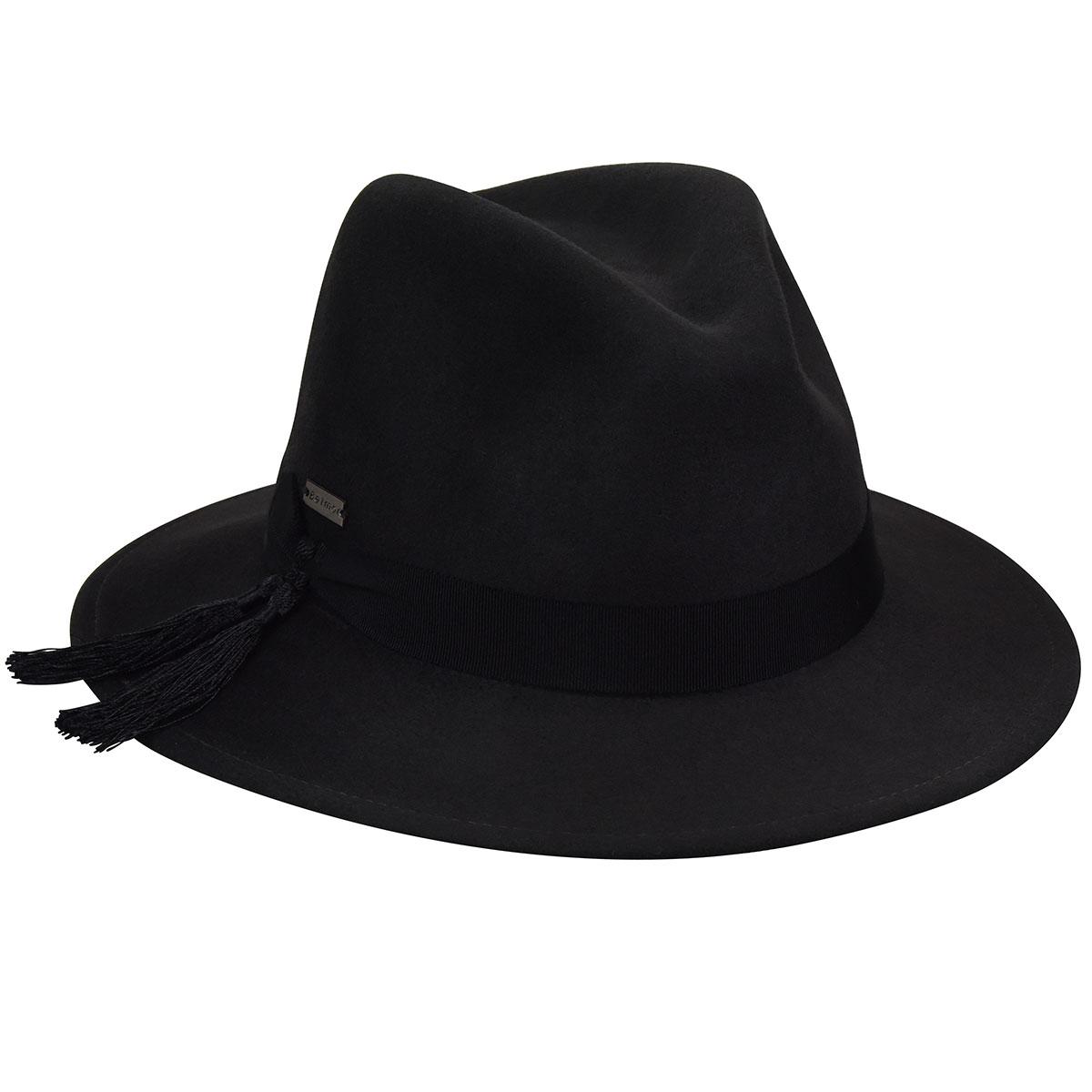 1940s Hats History Ashland Fedora $105.00 AT vintagedancer.com