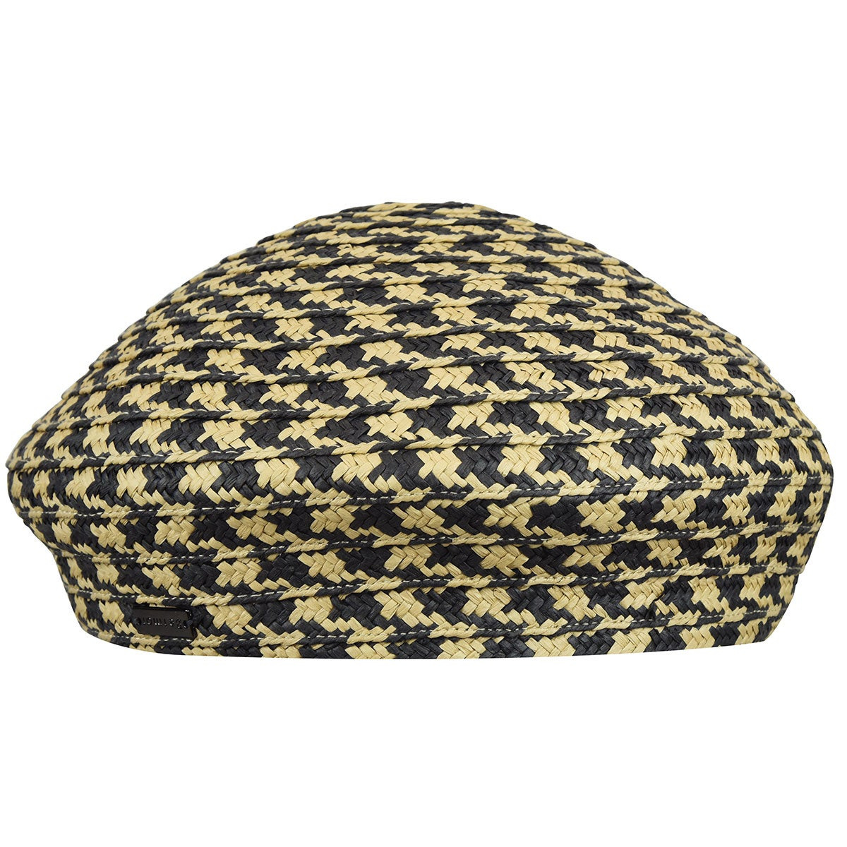 1960s – 70s Style Men's Hats Christine Braided Beret $30.75 AT vintagedancer.com