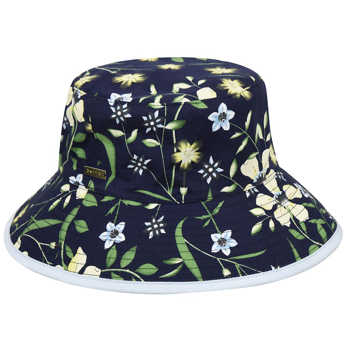 Betmar Florence Bucket in Navy,Floral